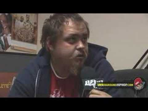 Qwel w/ Robust - `Interview (At UGHH.com - Boston, MA - 3/28/07)`