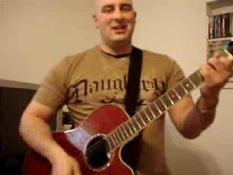 What About Now by Daughtry cover