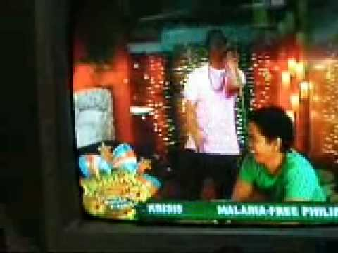 YamamaS - `Bilang na` live@NMK morning show in baguio city