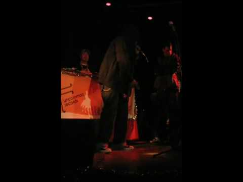 Rabbi Darkside vs. Chaz Kangas vs. Johnny Voltik @ Yule Prog Emcee Battle 2008
