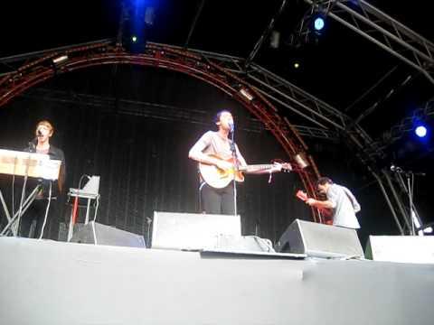 Race Horses `Pony / Grangetown 02920` Live @ Green Man 2010