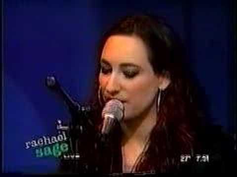 Rachael Sage - Jane`s Dimitri (live)