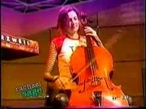 Rachael Sage - Bravedancing (live)