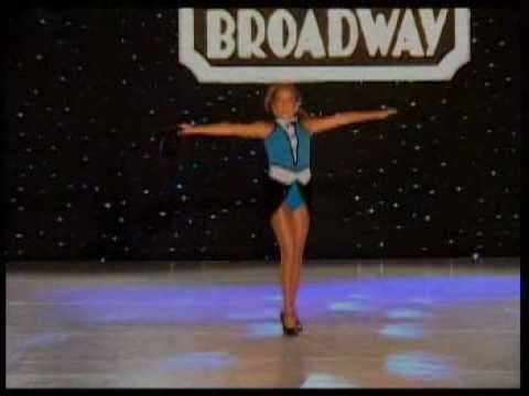 I Wanna Be A Rockette, Stephanie Basurto, age 10