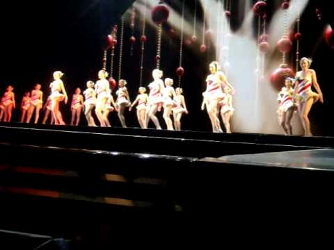"Rockettes ""12 Days of Christmas"" 2010 Christmas Spectacular"