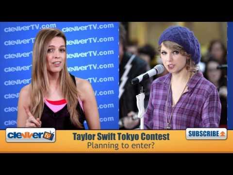Radio Disney Holding Taylor Swift Tokyo Concert Contest