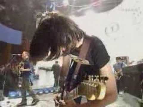 Radiohead - Paranoid Android (on Jools Holland, 1997)