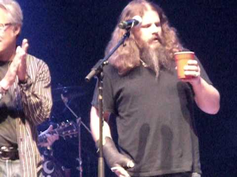 Kid Rock crashes Darius Rucker`s Benefit Concert! June 2010--Nashville