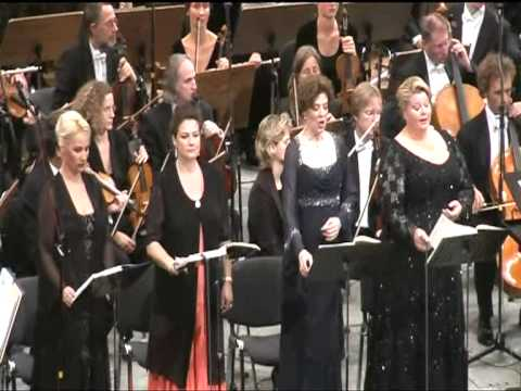 "The Symphony No. 8 in E-flat major ""Symphony of a Thousand."" by Gustav Mahler -- Part 1"