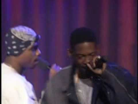 Death Row Live @ The Source Awards 95`