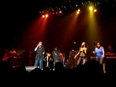 Ragga Muffins 2010, Long Beach ft. Mighty Diamonds, Alborosie, Tarrus Riley, Gregory Isaacs (Day 2)