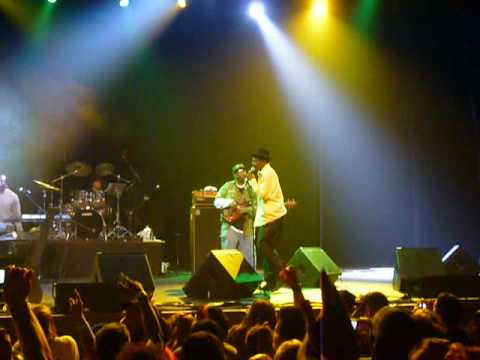 Gregory Issacs - Night Nurse - Raggamuffins Festival 2010