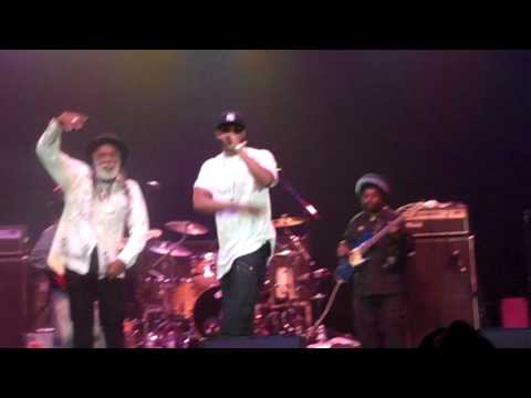 Long Beach RaggaMuffins Festival 2010 Big Youth & Tafari