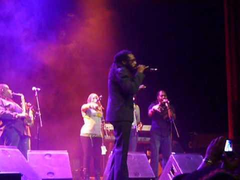 Tarrus Riley - Loves Contagious - Raggamuffins Festival 2010