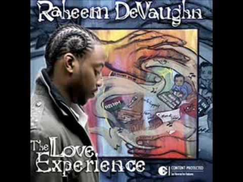 "Raheem DeVaughn - ""Guess Who Loves You More"""