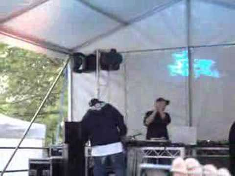 Rahzel If Your Mother Only Knew @ Good Vibrations 2007 PART1