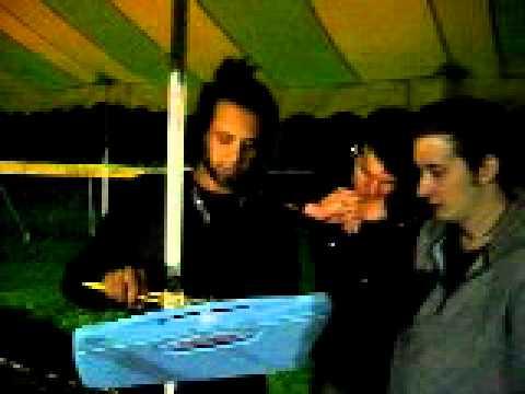 Railbird- Backstage @ Geppi Fest 2010