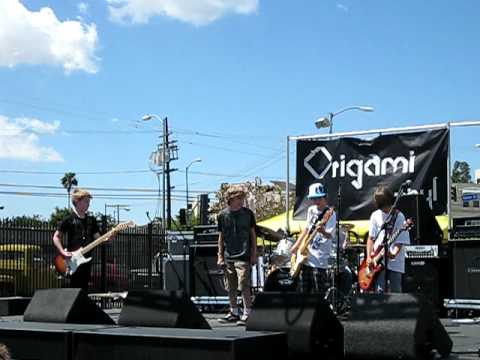 "Rock Nation School present Slatr ""Kill The King (Rainbow cover)"" @Silver Lake Jubilee"