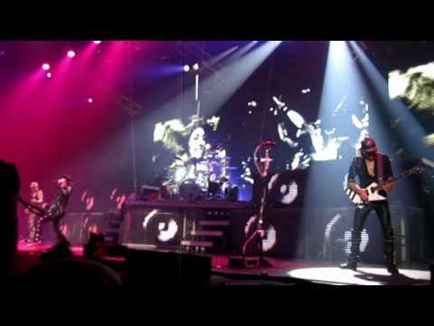 Scorpions au Zenith de Strasbourg 22/05/10 Raised on Rock