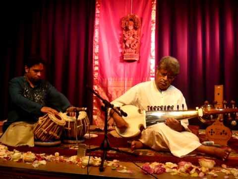 Pt. Rajeev Taranath -Yaman Kalyan, Memmingen, Oct,9, 2010