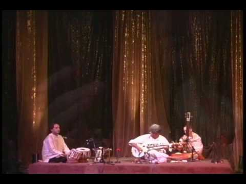 Rajeev Taranth - Raag Madhu Malati - Alap