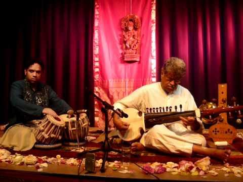 Pt. Rajeev Taranath -Ragamala, Memmingen, Oct,9, 2010