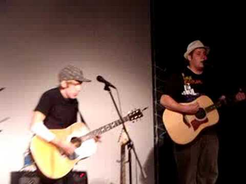 """Getting Used To"" Live @ Inside Out Gallery (Rally For One)"