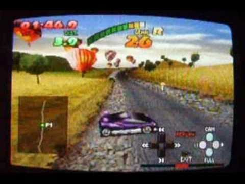 Crazy rally trick Need for Speed 1 Crashes Music ps11994