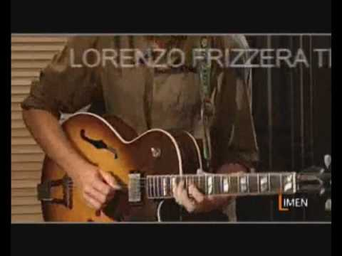 Jazz music video - Modern Jazz guitar - Lorenzo Frizzera Trio - Invisible Path (instrumental)