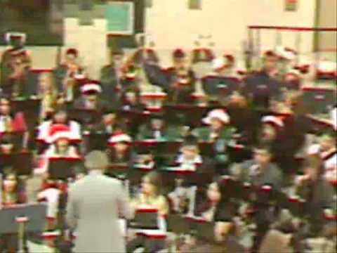 Montwood HS Holiday Concert- Various pieces