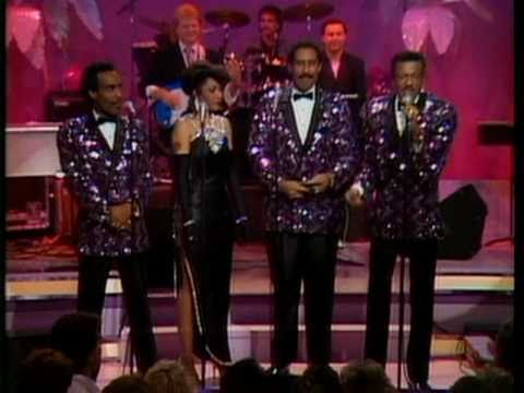 The Platters - With Special Guests The Crickets & Lenny Welch [Full DVD]