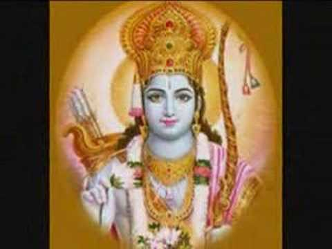 """Ragupati Raghav Raja Ram"" a Bhajan by Hari Om Sharan"