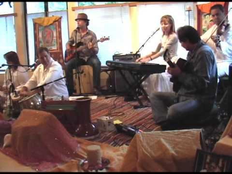 "Mukti - ""Sarade/Sarve Api Sukhina Santu"" - May 2010 in Sausalito, CA"