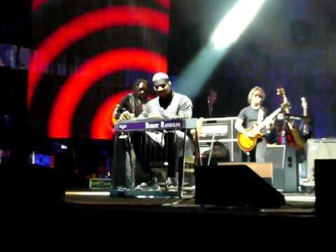 Improv Jam, I Got A Woman-Dave Matthews Band w/ Robert Randolph 9/25/09 Des Moines, IA