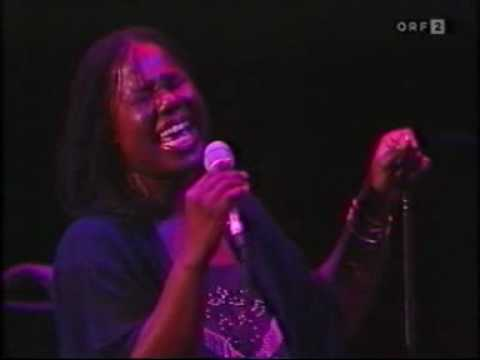 Randy Crawford - Knocking on heavens door