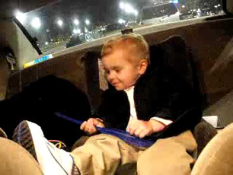 "You Have To Watch This! Cutest Kid Rockin Out to Randy Houser`s"" Boots On"""