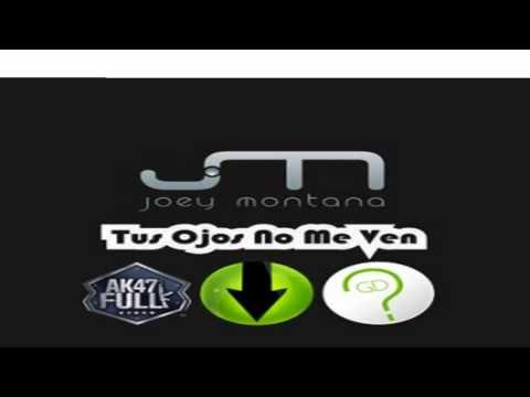 Joey Montana Ft. Jowell y Randy & Franco ``El Gorila`` - Tus Ojos No Me Ven (Official Remix).