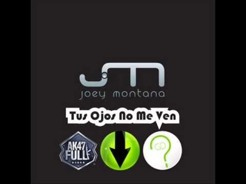 """Joey Montana Ft. Jowell y Randy & Franco """"El Gorila"""" - Tus Ojos No Me Ven (Off Rmx)"""