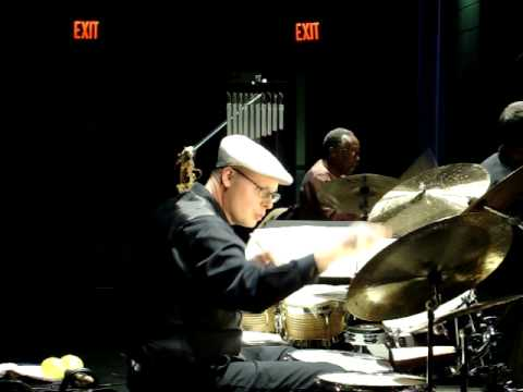 David Stanoch & Clyde Stubblefield Double-Drumming (1 of 4)