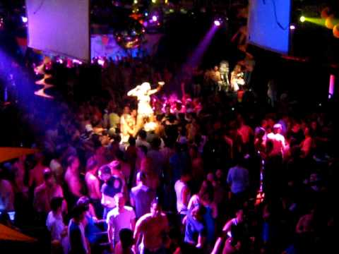 Lady Gaga - LoveGame (Ranny vs. The Popstar Mix) Live @ The Roxy (Boston, MA)