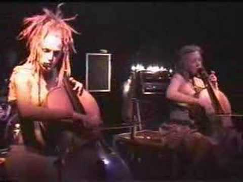 "Rasputina - ""I Go To Sleep"" - Live at The EARL"