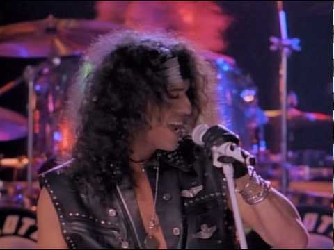 RATT - I Want A Woman (music video)