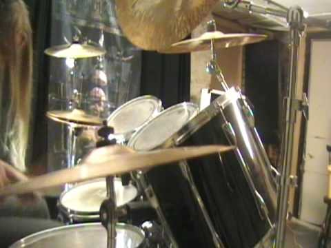 Megadeth - Rattlehead (Drum Cover)