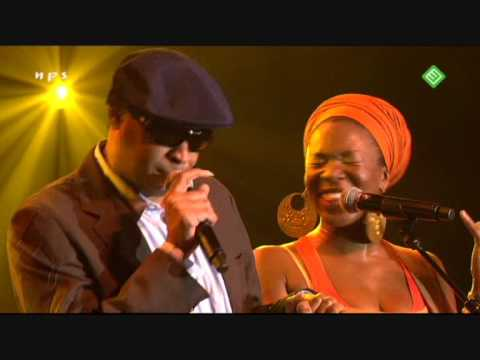 India Arie & Raul Midon - Back to the middle NSJ 2007