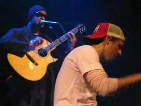 Raul Midon & Jason Mraz - Keep on hoping