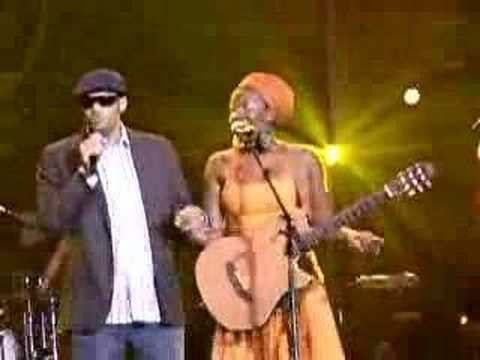 India.arie and Raul midon North sea Jazz