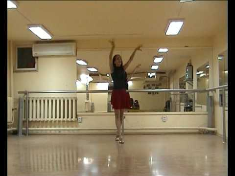 Tanya - Salsa Solo - Ladies Styling on 2 - Raul Torres Dance School