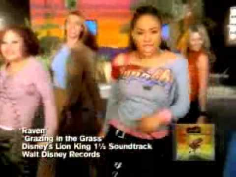 Raven Symone--Grazing in the Grass