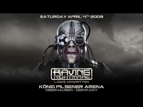 Raving Nightmare - Laws Unwritten 04.04.2009 [Trailer]