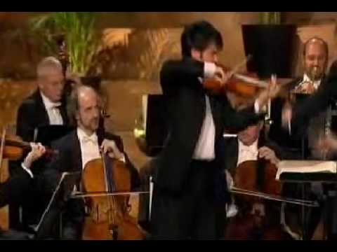 2009 | Ray Chen | Mozart Violin Concerto # 4 in D : 2nd Mvt | Queen Elisabeth Violin Competition